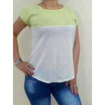 Blusas De Damas Chifon Modernas Elegantes