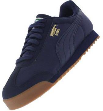 ff56c7c6f Puma Roma Azul Liga Mujer Niño Nike adidas Vans Dc -   1