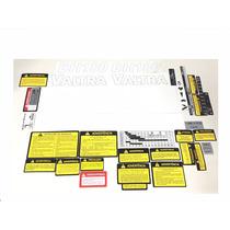 Decalque Faixa Adesiva Trator Valtra Valmet Bh 180