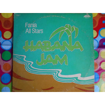 Fania All Stars Lp Habana Jam