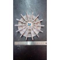 Abanico De Aluminio Para Motor Eléctrico Varias Medidas