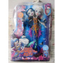 Monster High Peri & Pearl Serpentine Great Scarrier Muñeca