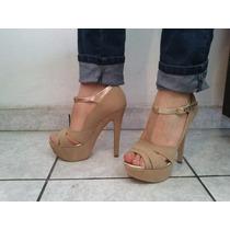 Zapatos Tacon Alto Cklass