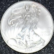 Cumpleaños 2008 Libertad Moneda Plata Ley 999 Peso Troya Jhz