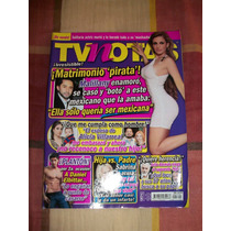 Revista Tv Notas Portada Sabrina Poster Daniel Elbitar