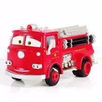 Disney Pixar Cars Red Ruivo Bombeiro Original Mattel - Loose