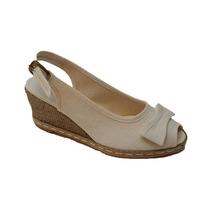 Sandalias De Mujer Con Taco Chino (302)