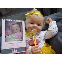 Bebê Reborn Greta De Andrea Arcello