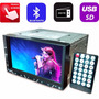 Auto Radio Mp5 Player Automotivotela Lcd 7 Usb Sd Bluetooth