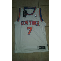 Camisetas N B A Knicks New York - Dama / Niños - #7 Anthony