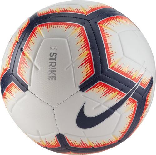 f296440c28d3e Balón Nike Strike 19 Blanco 100% Original Envío Gratis -   549.00 en  Mercado Libre