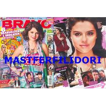 Selena Gomez Lady Gaga Zac Efron Revista Bravo Polonia 2010