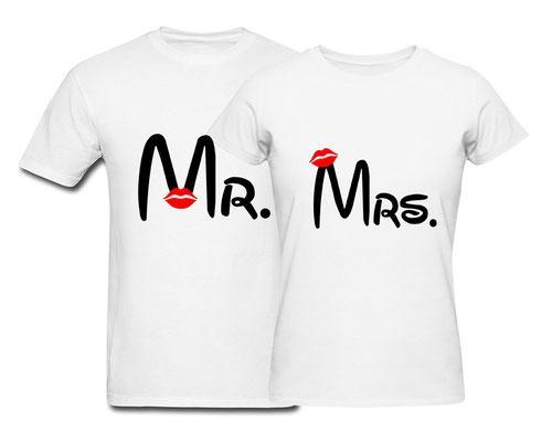 Camisetas Personalizadas Para Pareja -   55.000 en Mercado Libre b99b08bd17bcf