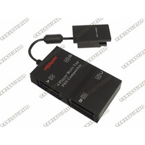 Multitap Ps2 Play Joystick Memori Card Playstation