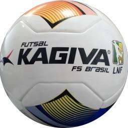 e7fb90d1a57d8 Bola Futsal Kagiva F5 Pro Brasil 2016 - Liga Futsal Pulista - R  144 ...