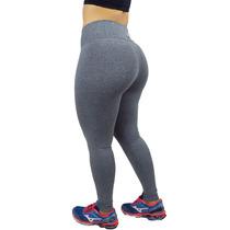 Legging Fitness Roupa Ginástica Alta Compressão Academia