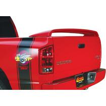 Aleron Spoiler Dodge Ram Srt-10 Rt 2002 - 2016 Cola De Pato