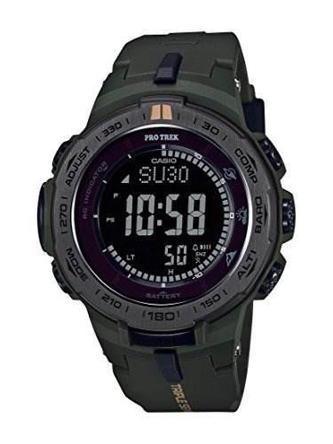 c040d2e6060d Reloj Casio Protrek Prw-3100y-3 Solar Triple Sensor Atómico -   6