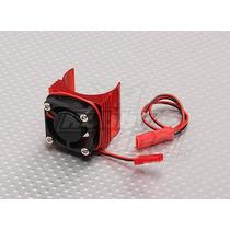 Cooler Revinho 27mm Fan Red Para Motor 27mm - Fúria Hobby