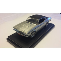 Route 66 Chevelle Ss 396 1969 Escala 1:18