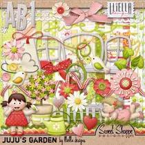 Kit Imprimible Jardin Plantas Jardineria Imagenes Cod 3