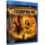 Blu-ray O Escorpião Rei A Saga De Um Guerreiro Randy Couture
