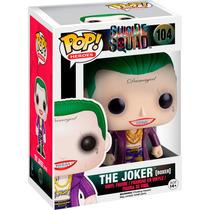 Funko Pop The Joker Guason Suicide Squad Dc Comics Exclusivo
