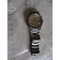 Reloj Orient Crystal , 3.5 Cm De Diametro