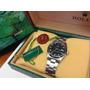 Rolex Date Oyster Original Md 1505 Acero Impecable Fechador