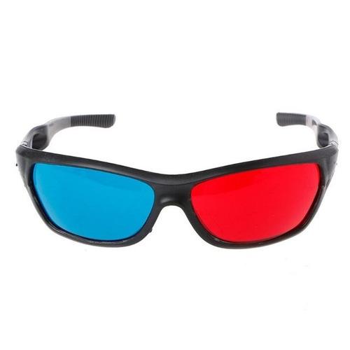 Óculos 3d Anáglifo, Lente Vermelha E Azul, Filmes. Jogos, Tv - R  14 ... 184471dbee