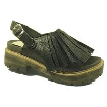 Sandalias Mujer Franciscanas Zapatos Mujer Plataforma 910