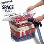 Embalagem Saco A Vácuo Médio Original Usa O Aspirador De Pó