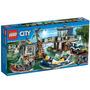 Lego City Police Delegacia Da Policia Do Pantano 60069