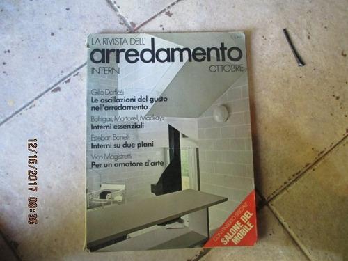 La rivista dell arredamento interni en mercado libre