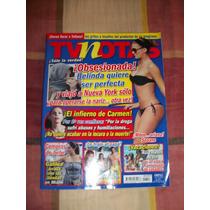 Revista Tv Notas Portada Belinda Mariana Seoane Galilea