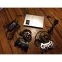 Playstation 2 Prata (desbloqueado) Com 2 Controles