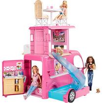Barbie Family Mega Trailer