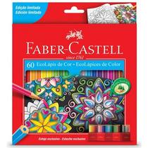 Lápis De Cor Faber Castell Edição Limitada Caixa 60 Cores