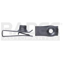 Grapa Doble P/tornillo Cv 6-1.00mm Larga 25/32 Fosfato Negro