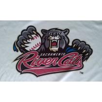 Playera L River Cats Sacramento Beisbol Baseball