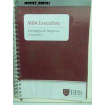 Mba Executivo Apostila Bbs Estratégia De Negócio Inglês A1