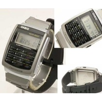 Reloj Casio Calculadora Ca-56-1d Original En Caja