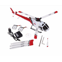 V931 Helicóptero 6 Canais Brushless Complet + Bateria Grátis