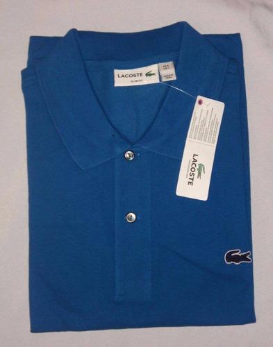 Camisas Polo Lacoste cf316098063b5