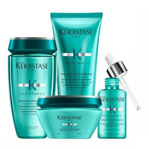 Kit Kérastase Resistance Extentioniste - 4 Produtos - R  799 4261d6c5fc57a
