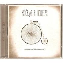 Cd Oficina G3 - Histórias E Bicicletas - Novo***