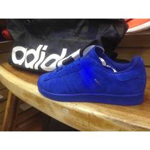 Adidas Superstar Paris Edición Especial Países Gamuza