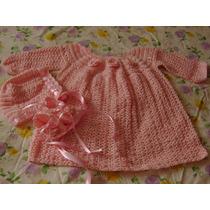 Faldellines Todo En Crochet Tejidos A Mano Para Bebes
