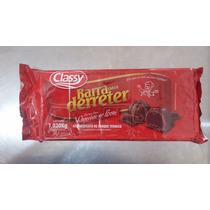 Chocolate Ao Leite Em Barra P/ Derreter Classy 1kg