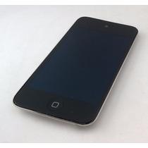 Ipod Touch 64gb Preto 4 Geração - Defeito Bluetooth Leia